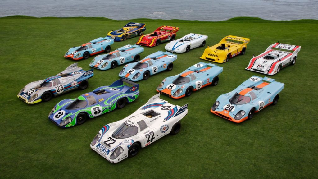 Monterey Car Week Porsche 917 Museum