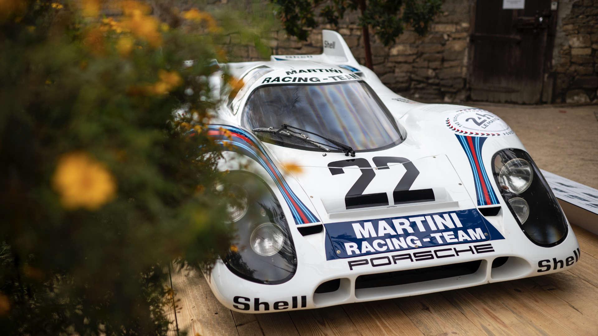 Monterey Car Week Porsche 917