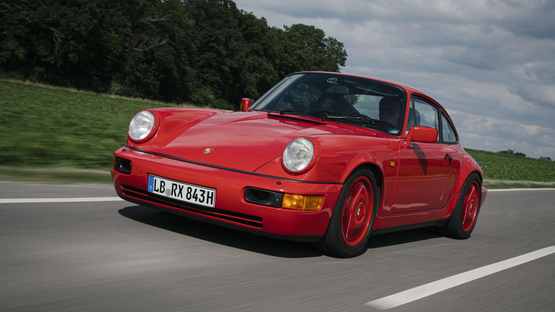 Porsche 964 RS Versuchsträger