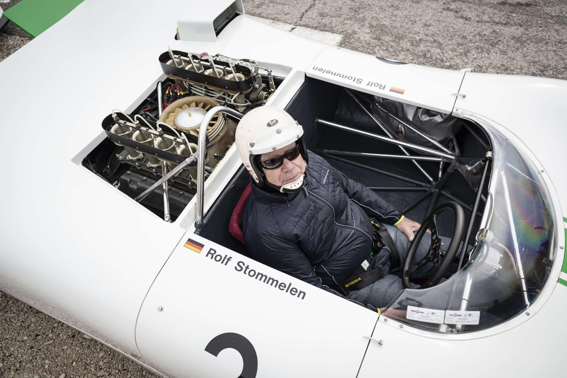 Porsche Sound Nacht 2021 909 Bergspyder