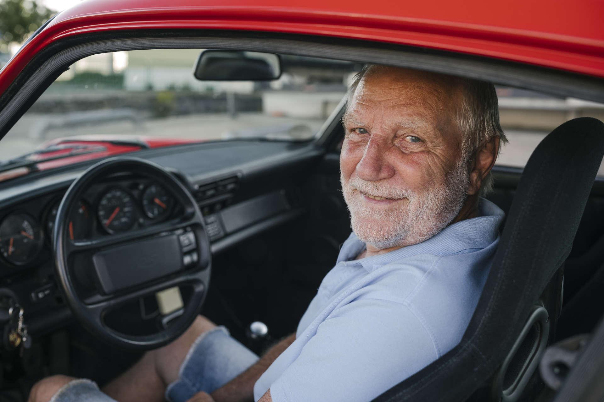 Roland Kussmaul Porsche 964 RS