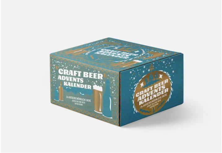 Adventskalender Beyond Beer 2021 Standard Edition
