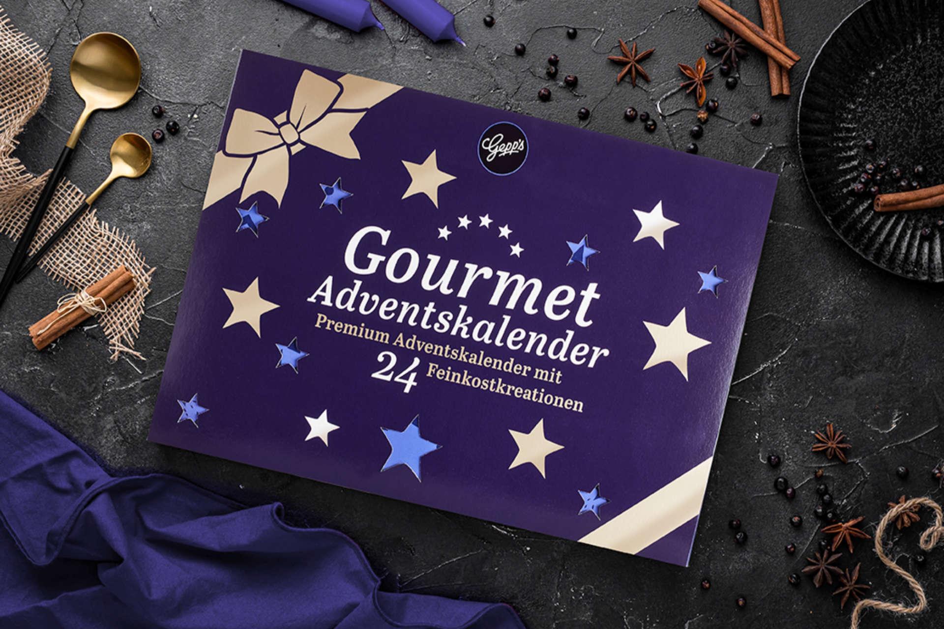 Gepps Gourmet Adventskalender 2021