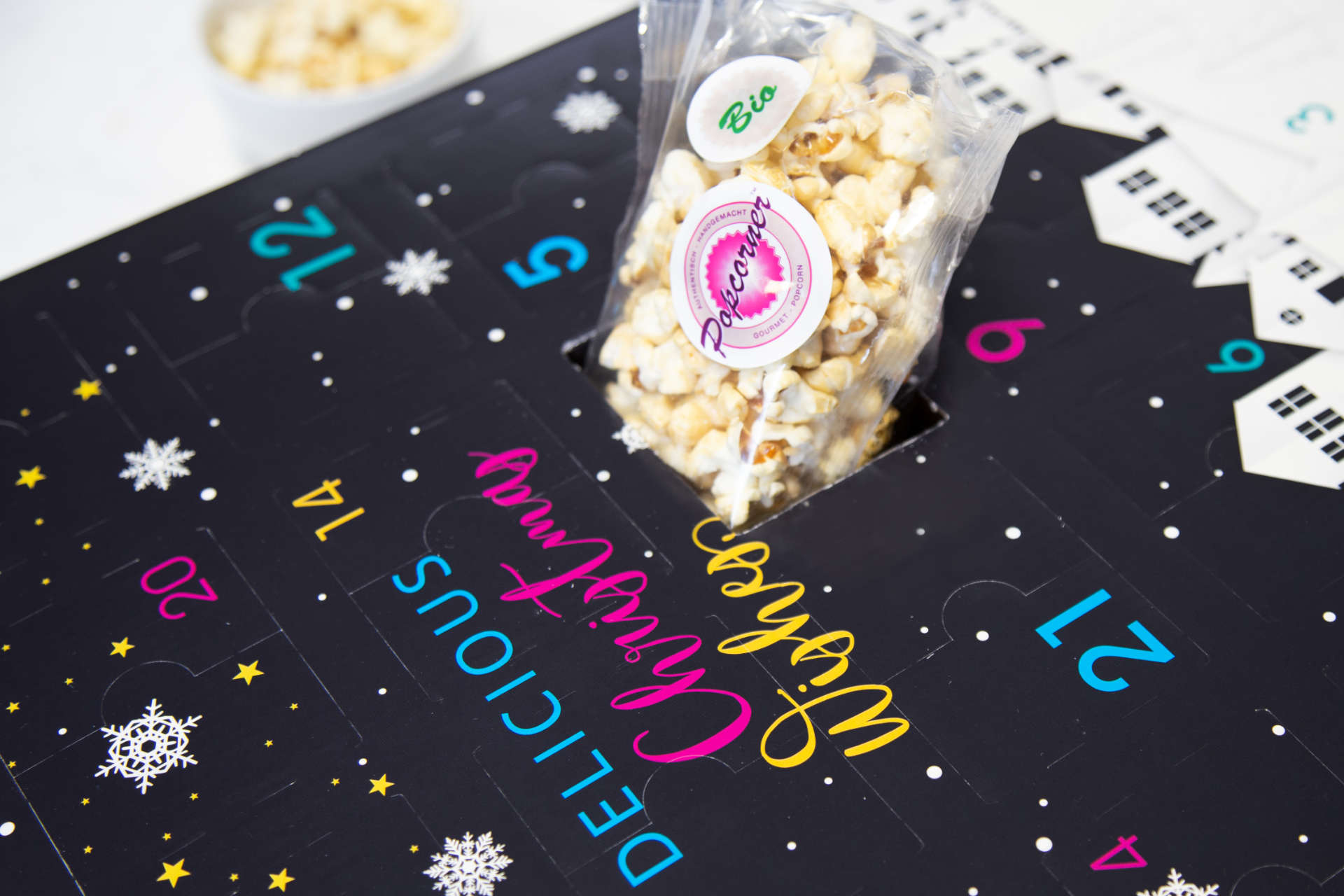 Popcorn Adventskalender 2021