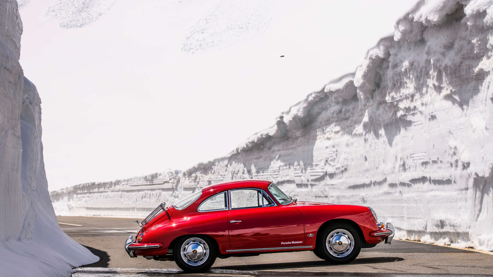 Porsche 356 B Sprung