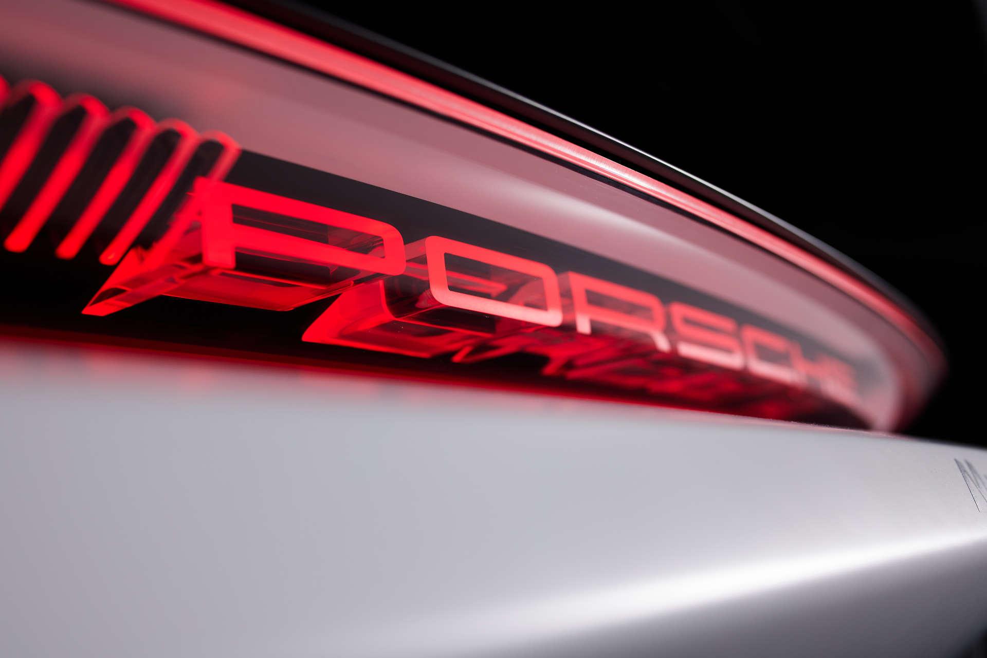 Porsche-Weltpremiere auf der IAA