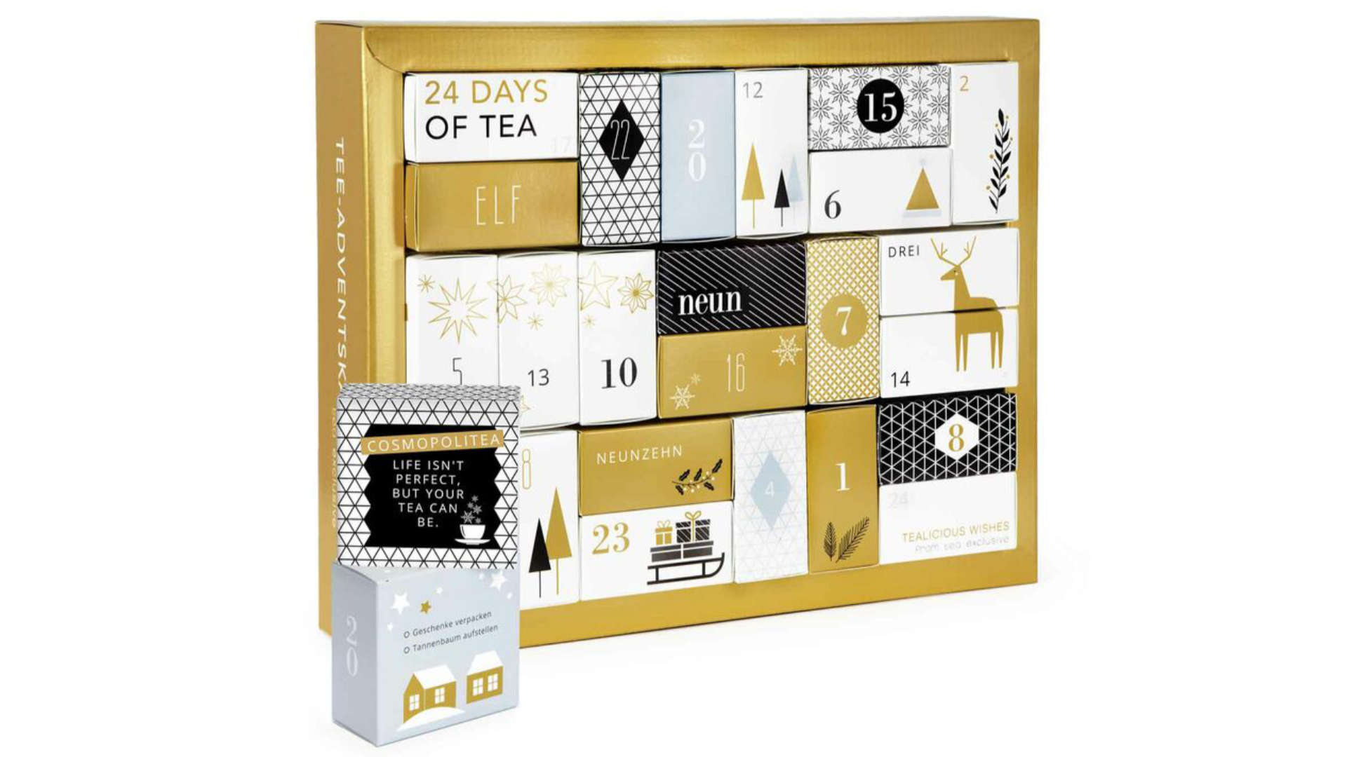 Tee Adventskalender 2021