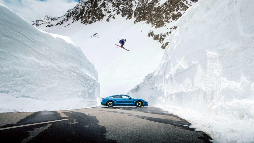 The Porsche Jump