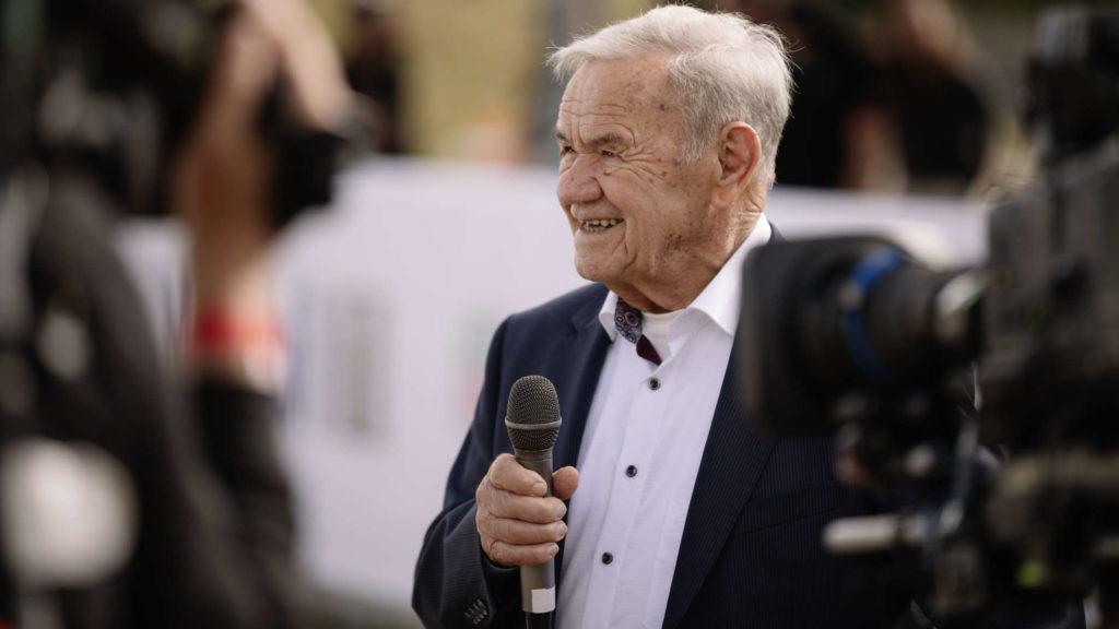 Valentin Schäffer wird 90