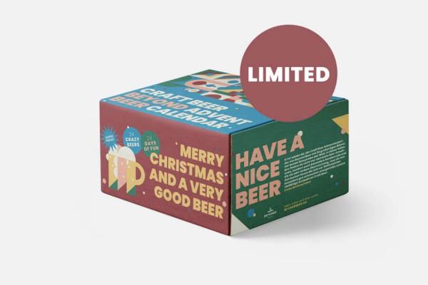 Adventskalender Beyond Beer 2021 Special Edition