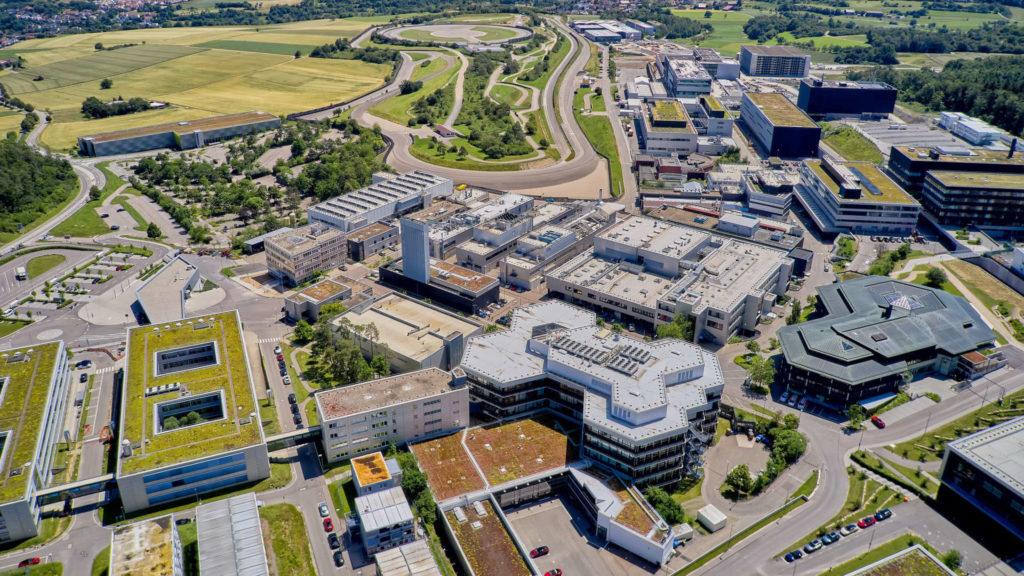 50 Jahre Entwicklungszentrum Weissach