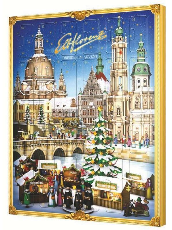 Dresdner Stollenkonfekt-Adventskalender
