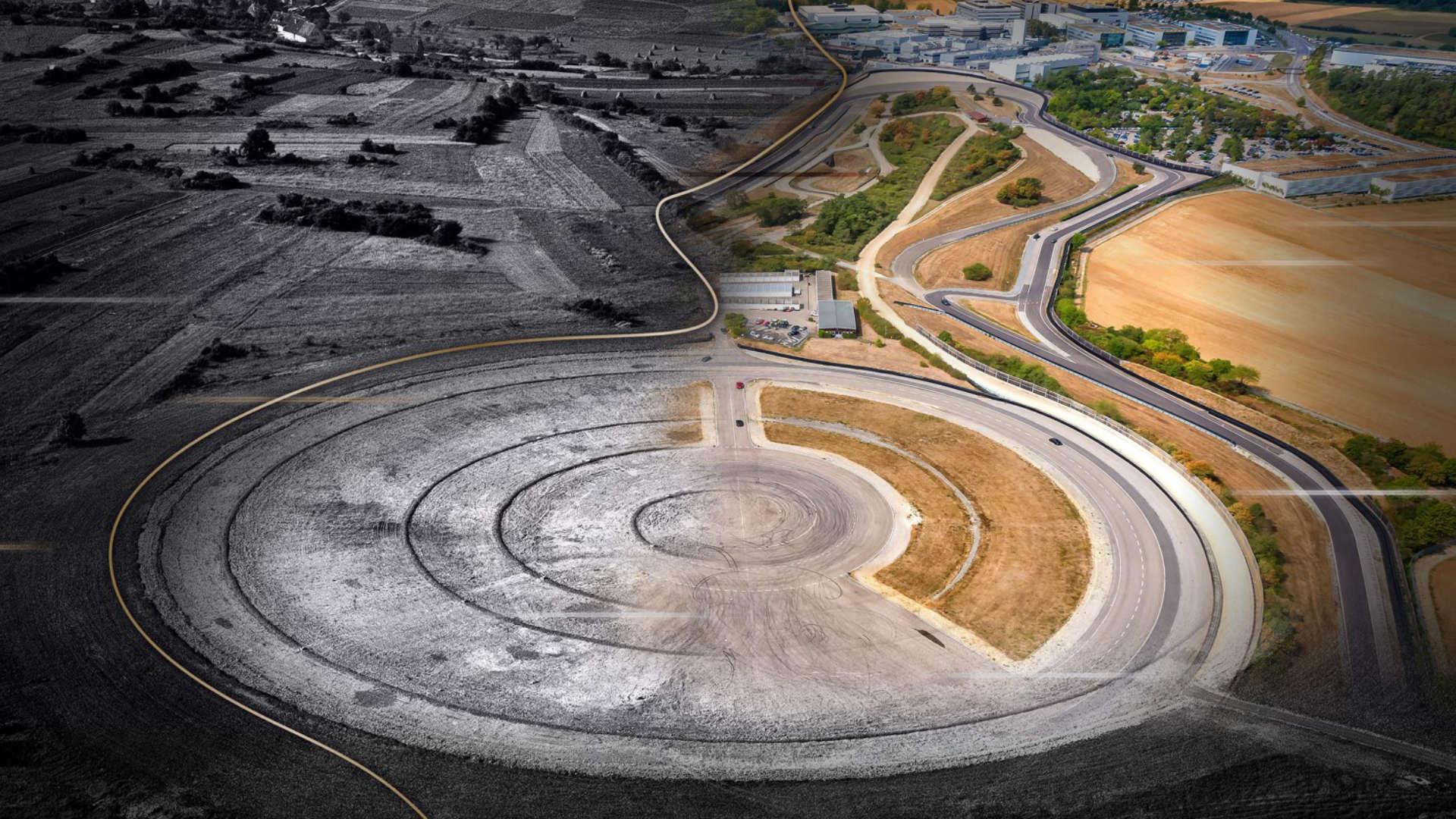 Porsche 50 Jahre Entwicklungszentrum Weissach